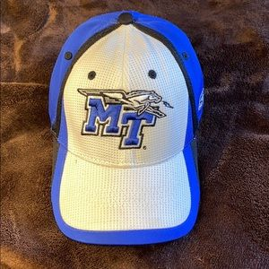 MTSU FITTED HAT